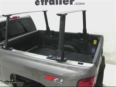 Bed Ladder Rack by Rola Truck Bed Ladder Rack Aluminum 400 Lbs Rola
