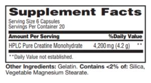 creatine 4200 review met rx creatine 4200 review health ranks