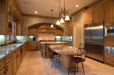 Awesome Kitchen Designs Ideas To Inspire Home Remodeling Projects Custom Kitchens Remodeling