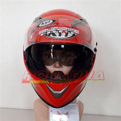 Helm Kyt Merah jual helm kyt vendetta 2 merah rodadua net