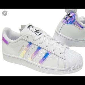 Adidas Superstar Size 25 30 75 adidas shoes iso adidas superstar holographic