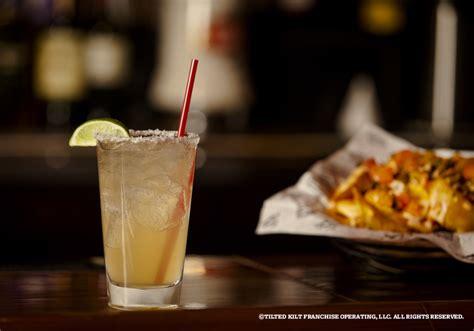 Top Shelf Margarita by Award Season Cocktails From Tilted Kilt Tipsy Diaries