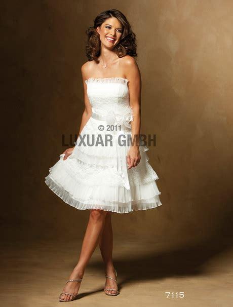 Brautmode Günstig Kaufen by Hochzeitskleider Kurz