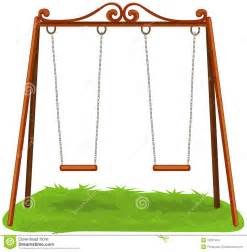 Swinging Bench Swings Royalty Free Stock Photo Image 13027455