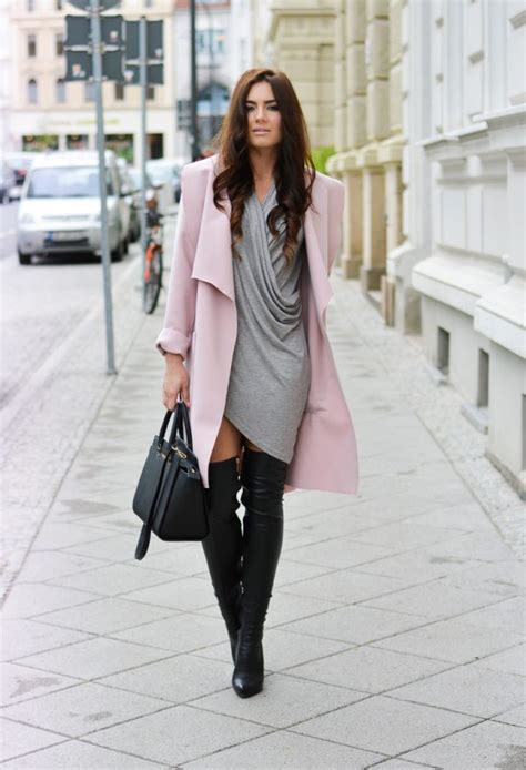 how to wear the knee boots 15 style ideas how to wear the knee boots for early