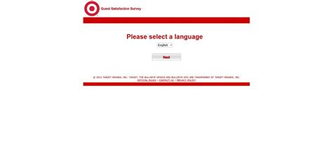 Www Target Com Survey Gift Card - www informtarget com target guest survey online instant win and sweepstakes
