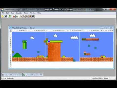 tutorial edit vscom super mario bros level editor tutorial youtube