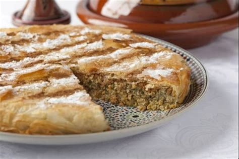 recette de pastilla marocaine