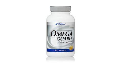 Minyak Ikan Omega Guard Shaklee omega guard shaklee minyak ikan tulen berkepekatan tinggi