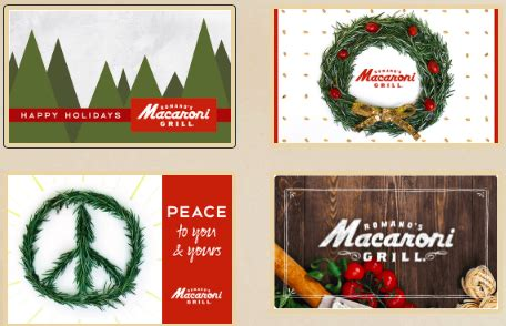 Dallas Restaurant Gift Cards - today only macaroni grill 25 off gift cards bonus
