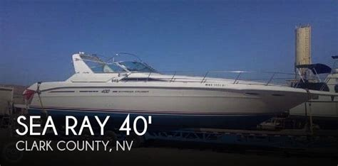 sea ray boats for sale las vegas sea ray boats for sale in nevada united states boats
