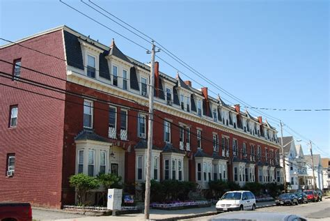 Queen Anne Style Home A B Chace Rowhouses Wikipedia