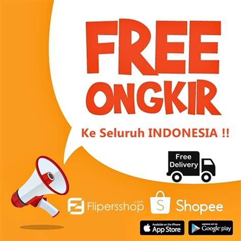 Gratis Min Order 50k Free Ongkir Ke Seluruh Indonesia Harga Grosir No Min