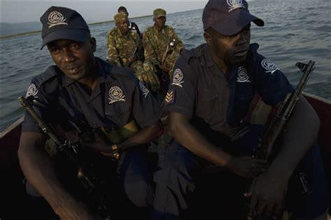 Danger In Blackwater Sw of a mercenary security contractor
