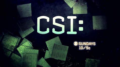 Csi Search Csi Sundays 10 9c