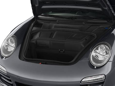 porsche trunk in 2009 porsche 911 reviews and rating motor trend