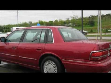 free online auto service manuals 1994 lincoln continental user handbook 1994 lincoln continental problems online manuals and repair information