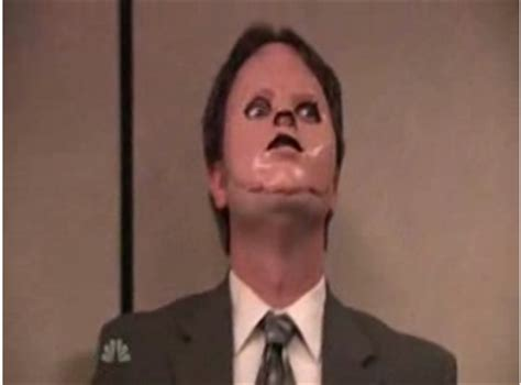 The Office Cpr by Which Was Scarier From The Episode Stress Relief Poll
