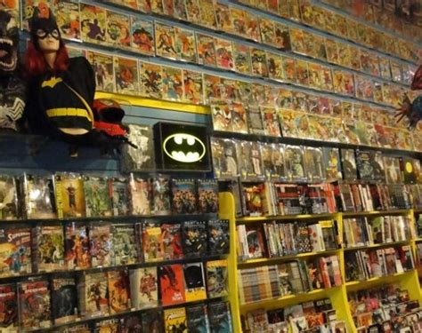 do book stores and shops what do you think is annoying about comic shops the