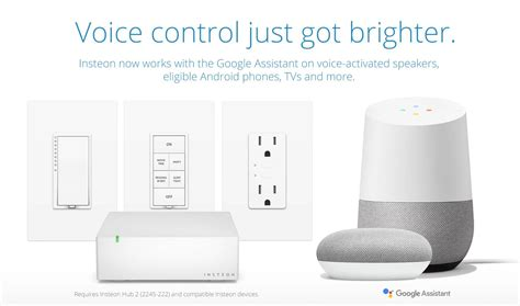 google assistant support comes to ecobee smart home products insteon and google assistant release new voice activated