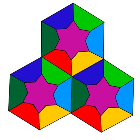 tessellating shapes templates tessellations