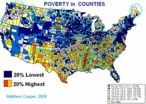 us poverty map by county county health and poverty physicians and health care