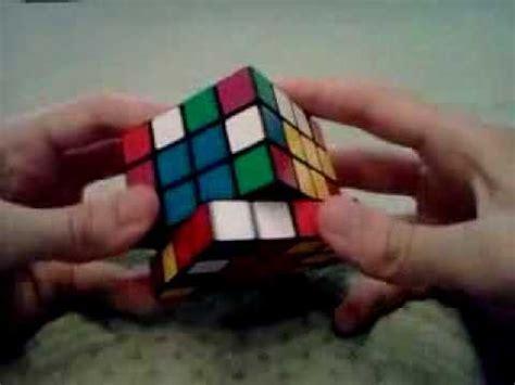 tutorial cubo rubik para principiantes tutorial cubo de rubik 4x4 para principiantes parte 2