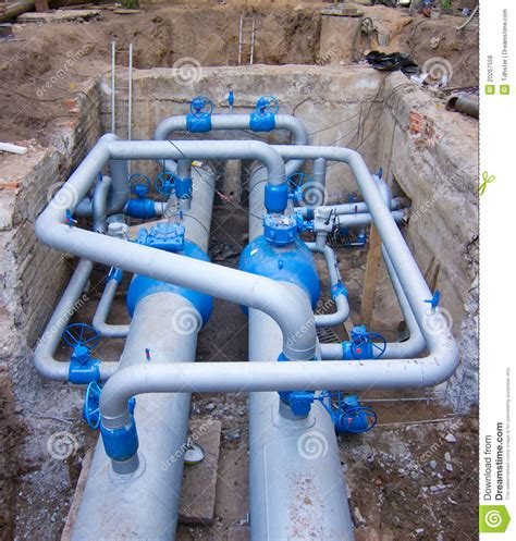 plumbing and pipes royalty free stock photos image 20267558