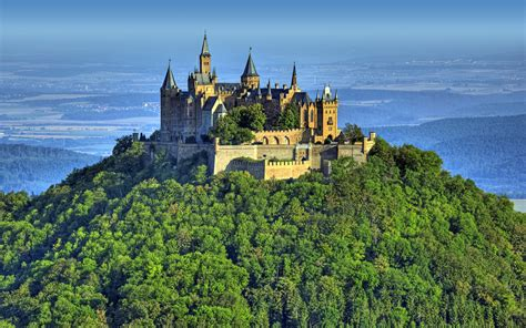 beautiful castles beautiful hohenzollern castle world for travel