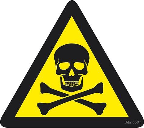 Aufkleber Quetschgefahr by Quot Skull Danger Zone Logo Original Sticker Quot Stickers By