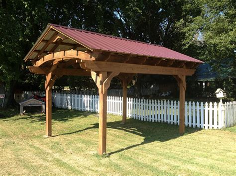 Open Split Floor Plans pavilion pergola tennessee pergolas playsets storage