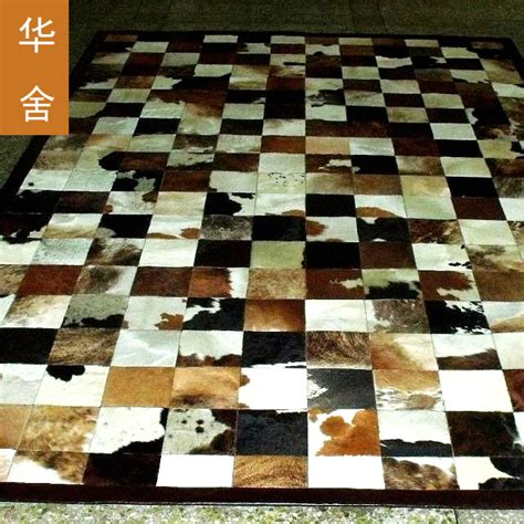 Cowhide Rug Manufacturers Popular Hide Rugs Buy Cheap Hide Rugs Lots From China Hide