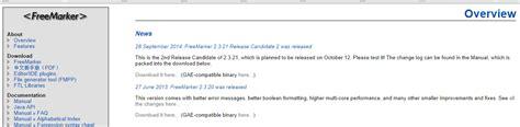 bosan koding html cobalah html template engine the power