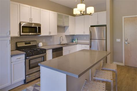 arcata apartments kitchens featuring stainless steel