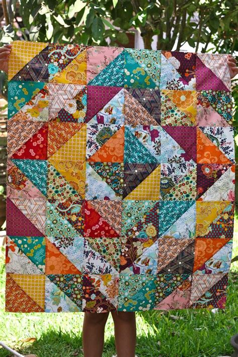 Patchwork Pattern Ideas - 25 unique quilt square patterns ideas on
