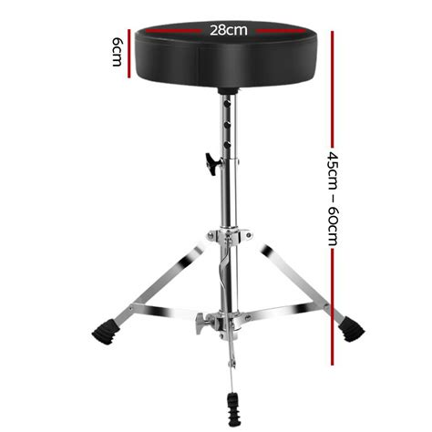 adjustable drum stool throne stools seat chairs chair