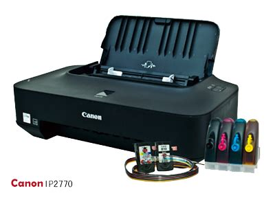 Printer Canon Ip2770 Dengan Infus driver canon ip2770 15 mb newbie354