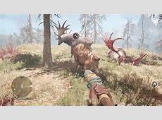 Far Cry Primal: Saber-toothed cat vs Irish Elk - YouTube Irish Elk