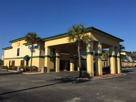 Comfort Inn In Myrtle by Lodging Partners Arranges Sale Of Comfort Inn Myrtle