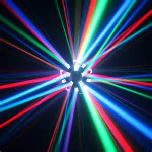 ekho asopus led 6 x 3w disco light ebay