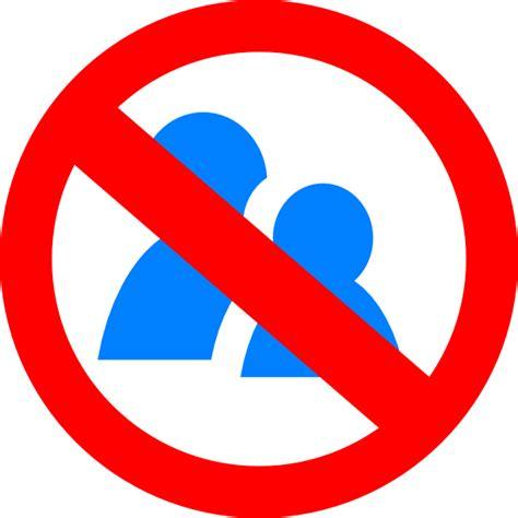 No Talking Clipart no talking symbol clip at clker vector clip