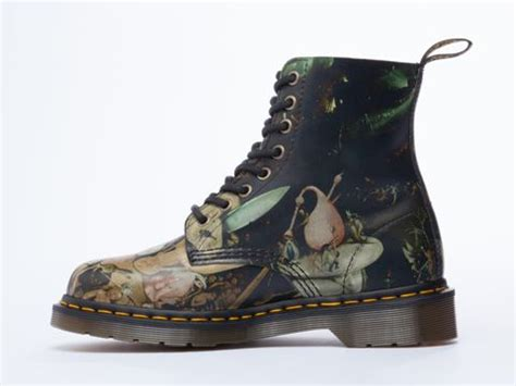 Dr Martens Pascal Hell 8uk dr martens x bosch pascal in hell at solestruck