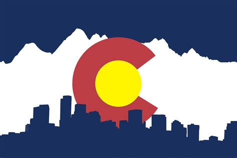 Cool And Designer State Of by Colorado Flag Hd Wallpaper And Background Image