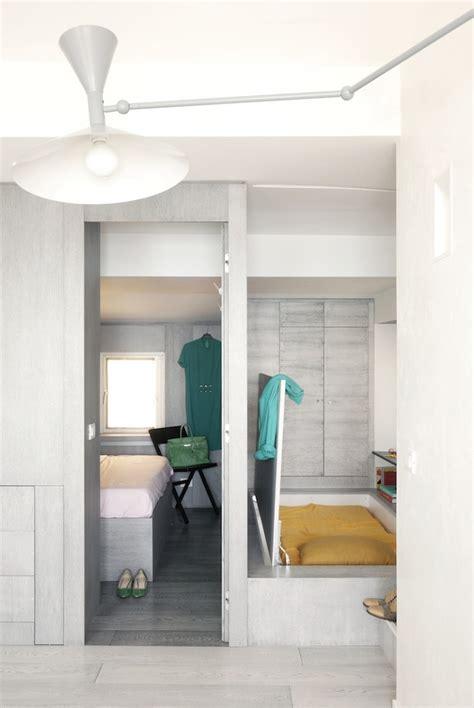 35 square meters 35 square meters attic apartment interior design idea