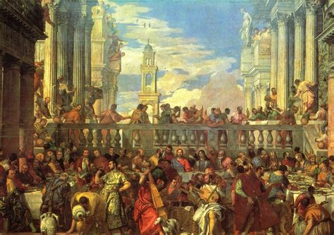 Hieronymus Bosch Wedding At Cana by Sauvage27 Le Nozze Di Cana The Wedding Feast At Cana
