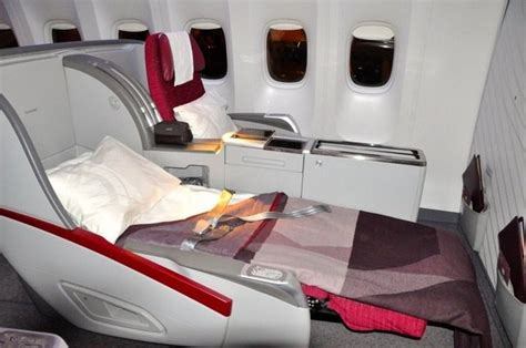 why don t airplanes beds instead of seats quora