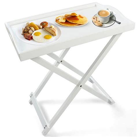 plateau sur pied plateau table metal table a manger en