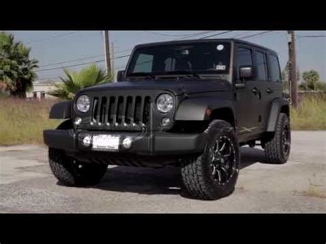 matte black jeep wrangler unlimited matte black jeep wrangler unlimited with fuel road