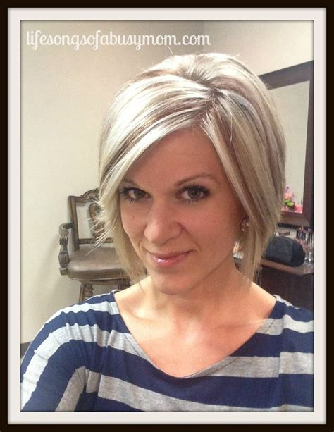 5 great hairstyles for busy moms with shoulder length hair 102 best hairstyles color i love images on pinterest