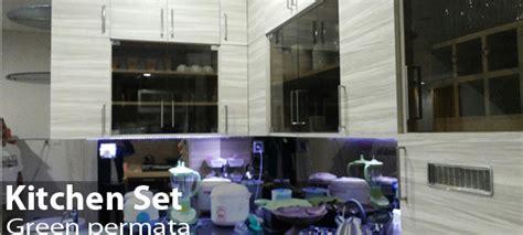 Lemari Dapur Satu Set ragam lemari dapur kitchen set jakarta